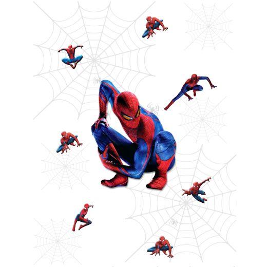Spider Man Desenli Baskılı Zebra Perde BZP70080