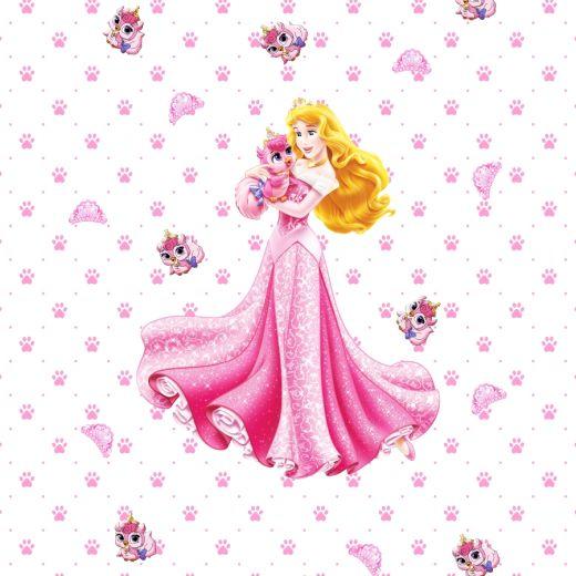 Barbie Desenli Baskılı Zebra Perde BZP70000