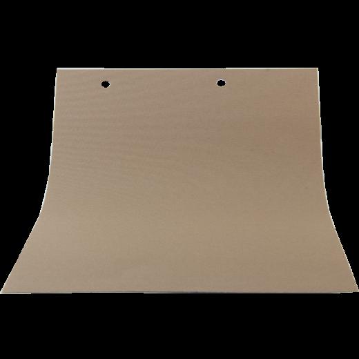 Önü Kahverengi Arkası Beyaz Sıvama BX Serisi Karartma Stor (Blackout - Işık Geçirmez) Perde BX722