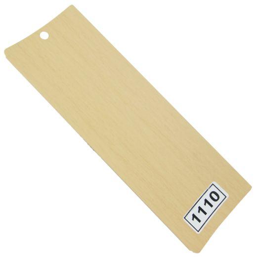 Akçaağaç Ahşap Görünümlü Pvc Dikey Yedek Slatı (PVC1110-Slat)