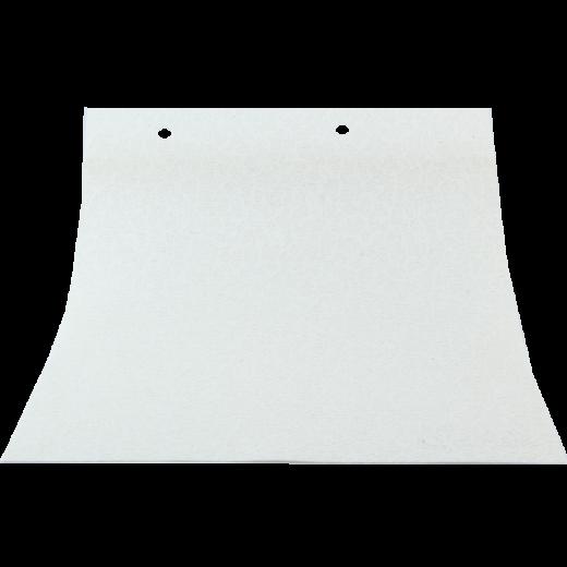 Damar Desenli Beyaz LACE Serisi Keten Stor Perde LACE4020