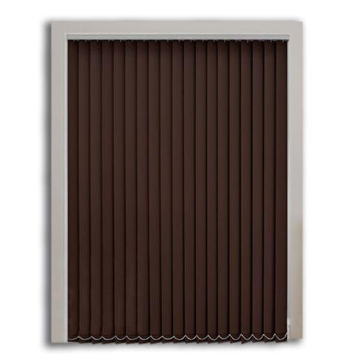 Kahverengi Karartma Dikey Perde