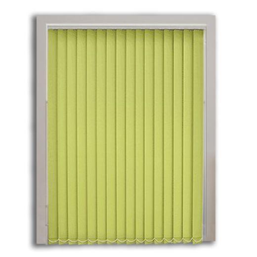 Fıstık Yeşili Polyester Dikey Perde