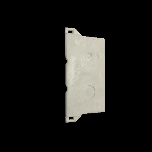 Kumaş Dikey Perde 89 mm Etek Ağırlığı DPY0026