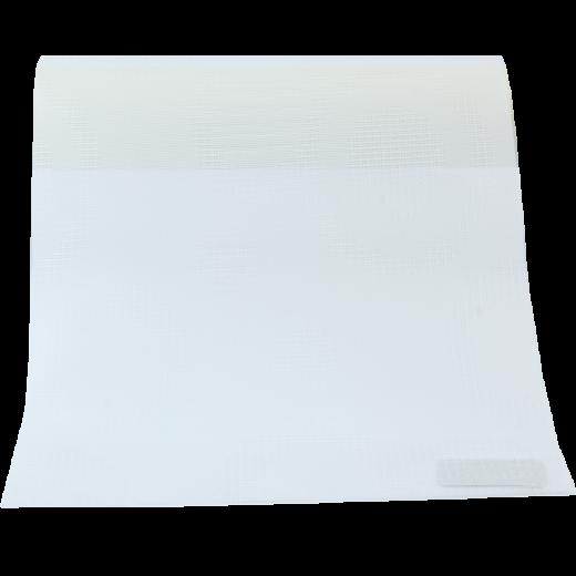 Kırık Beyaz Vual Serisi Tül Stor Perde VUAL-645
