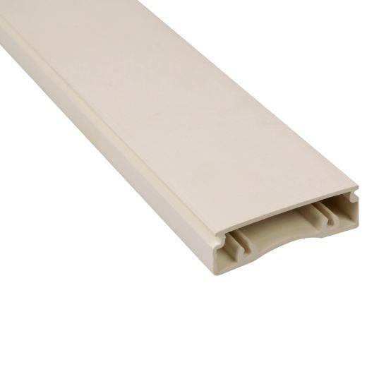 Krem Stor Perde Plastik Üst Rayı SPY037