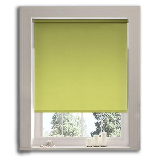 Fıstık Yeşili MA Serisi Polyester Stor Perde MA832
