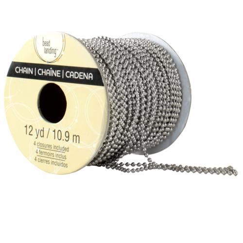 Krom Metal Sonlu Zincir SPY083