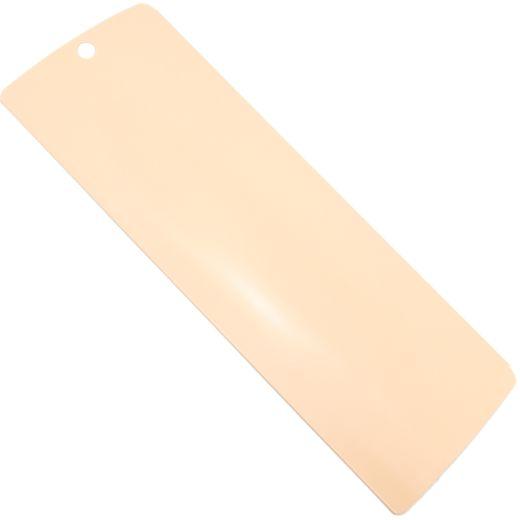 Şeker Pembe Kavisli Pvc Dikey Perde (PVC525)