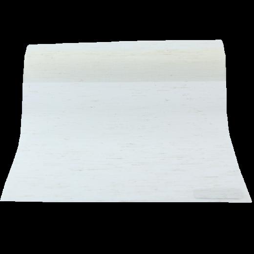 Süt Beyaz Vual Serisi Tül Stor Perde VUAL-600