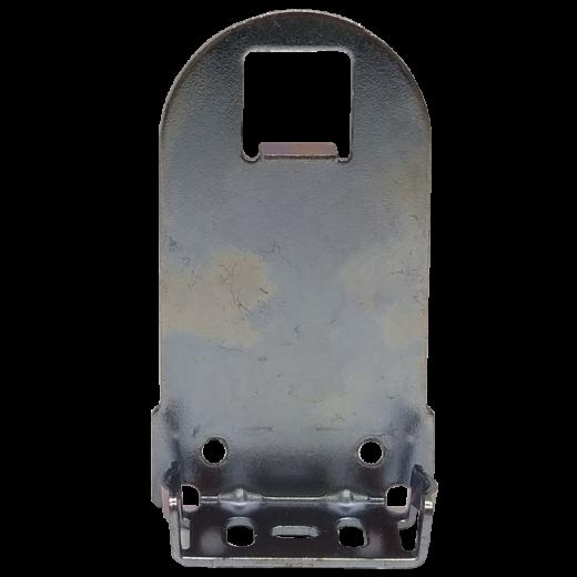 Geniş Kasa Metal 38 lik Kısa Kare Ayak