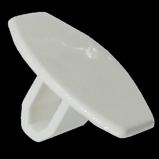 Stor Etek Çıta Tıpası Altıgen Beyaz SPY129