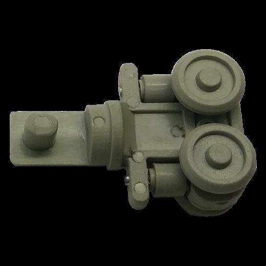 raylı perde sistemleri çift tekerlek SPY294