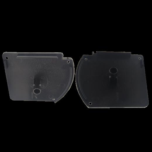 Kapalı Kasa Perde Küçük Kutu Siyah Kapak Takımı SPY309