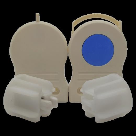 Kafa Takımı Geniş Kasa Stor Perde Yedek Parça 32 lik Mavi Mekanizma Takımı SPY001