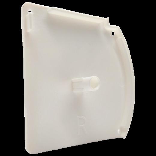 Kapalı Kasa Perde Kare Tıpalı Büyük Kutu Beyaz Sağ Kapak SPY120