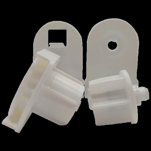 32 lik Beyaz Zincir Mekanizma ve Geniş Kasa Metal Ayak Takım SPY248