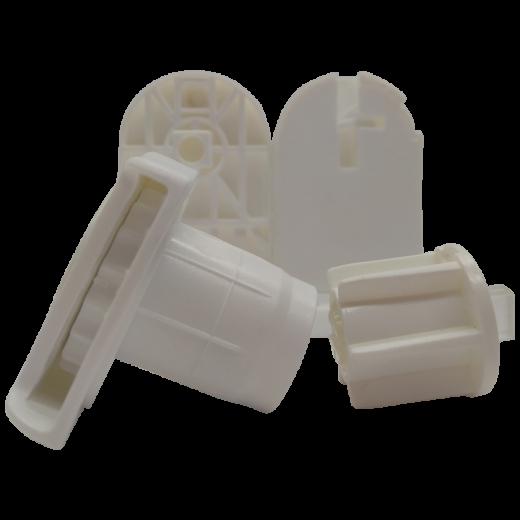 27 lik Beyaz Zincir Mekanizma ve Plastik Mandal Ayaklı Takım SPY253