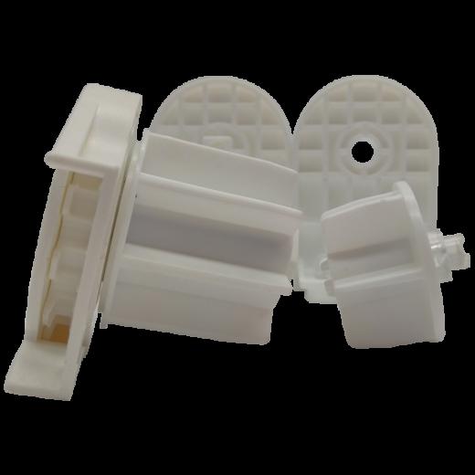 38 lik Jumbo Beyaz Zincir Mekanizma ve Plastik Dişi Ayaklı Takım SPY257