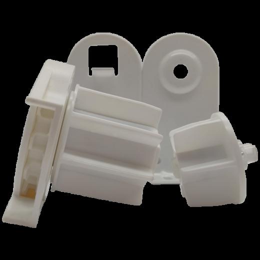 38 lik Beyaz Zincir Mekanizma ve Geniş Kasa Metal Ayaklı Takım SPY258