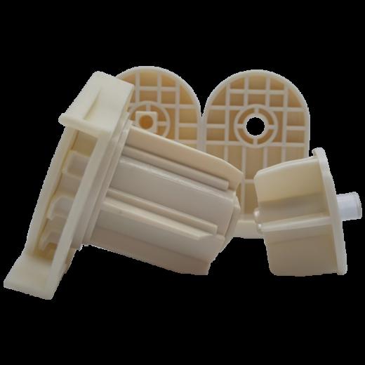 38 lik Jumbo Krem Zincir Mekanizma ve Plastik Dişi Ayaklı Takım