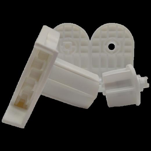 32 lik Jumbo Beyaz Zincir Mekanizma ve Plastik Dişi Ayaklı Takım SPY261