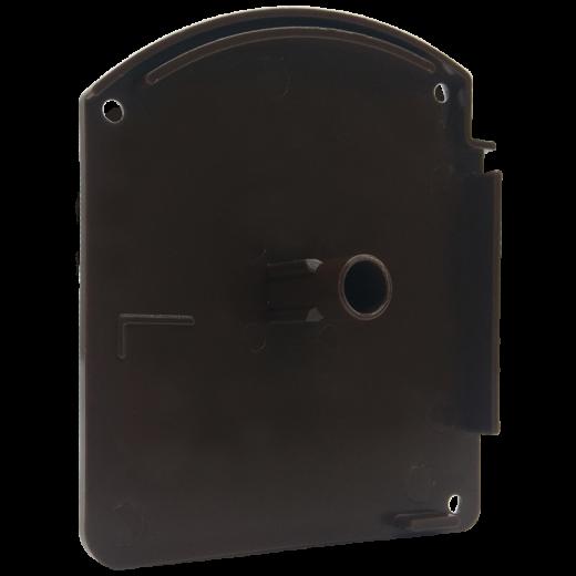 Kapalı Kasa Perde Küçük Kutu Sol Kahverengi Kapak SPY327