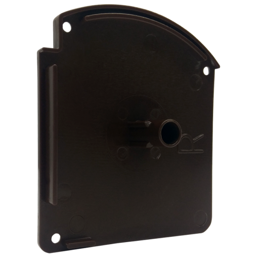 Kapalı Kasa Perde Küçük Kutu Sağ Kahverengi Kapak  SPY328
