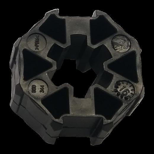 SPY290 Motorlu Perde motor sonu boru papuç
