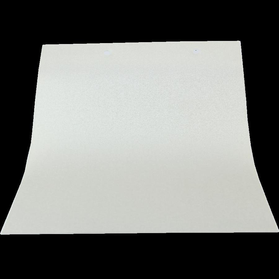 Açık Kapiçino Simli HM Serisi Polyester Stor Perde HM 1320 arka