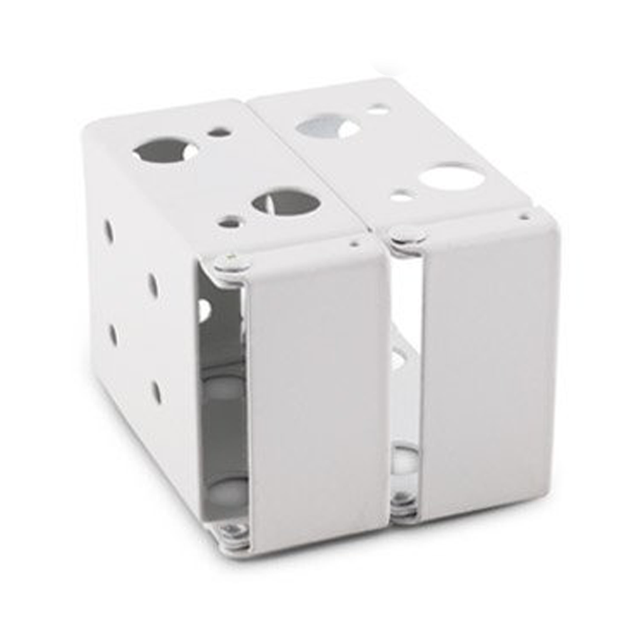 25mm Ahşap Beyaz Kelepçe JPY0075