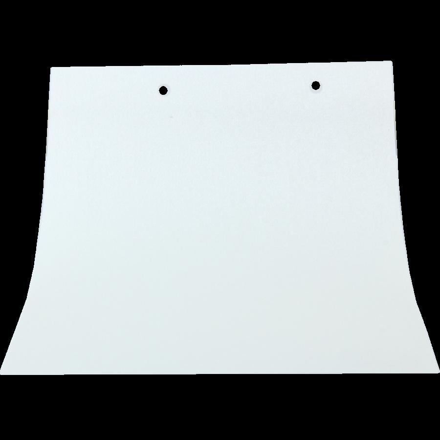 Beyaz MS Serisi Polyester Stor Perde MS 1700