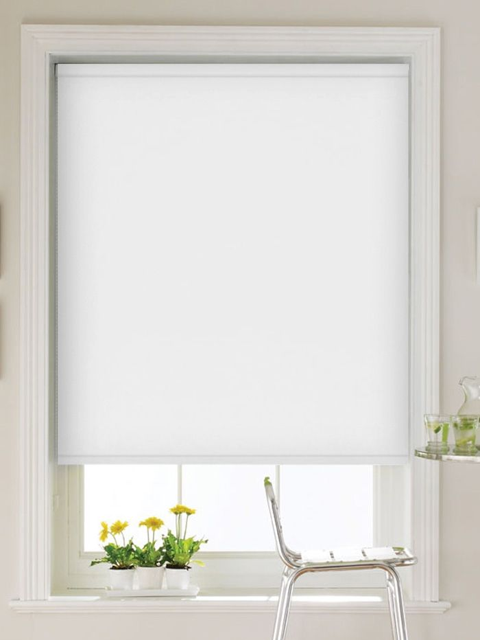 Beyaz Karartma Stor Perde (MR306)