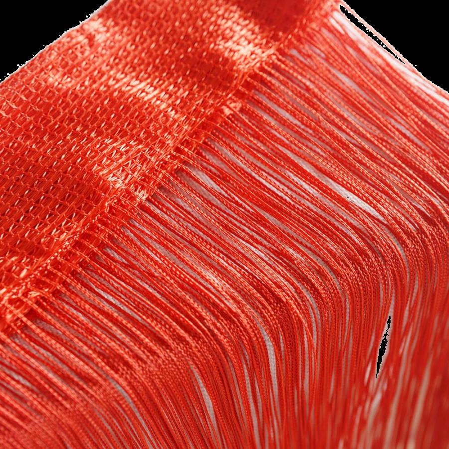 Kırmızı İp Perde