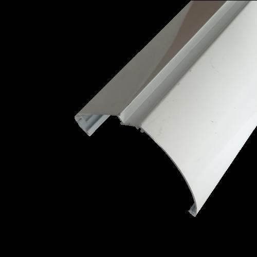 Kapalı Kasa Büyük Kutu Beyaz Alüminyum Profil SPY365