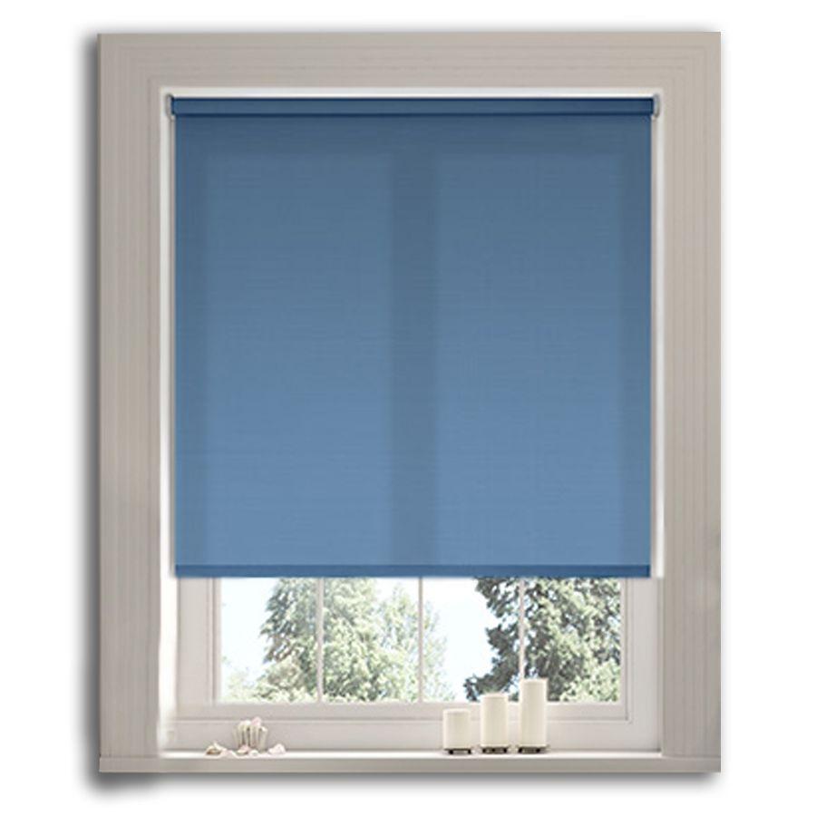 Mavi MA Serisi Polyester Stor Perde MA816