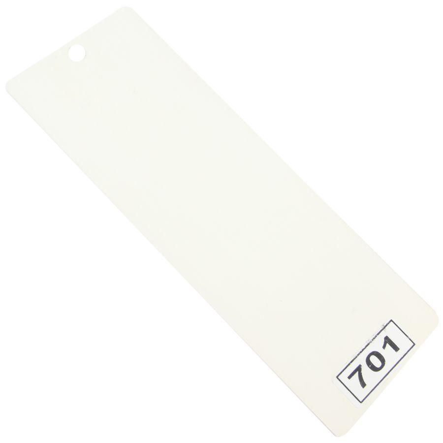 Krem Düz PVC Dikey Perde PVC701