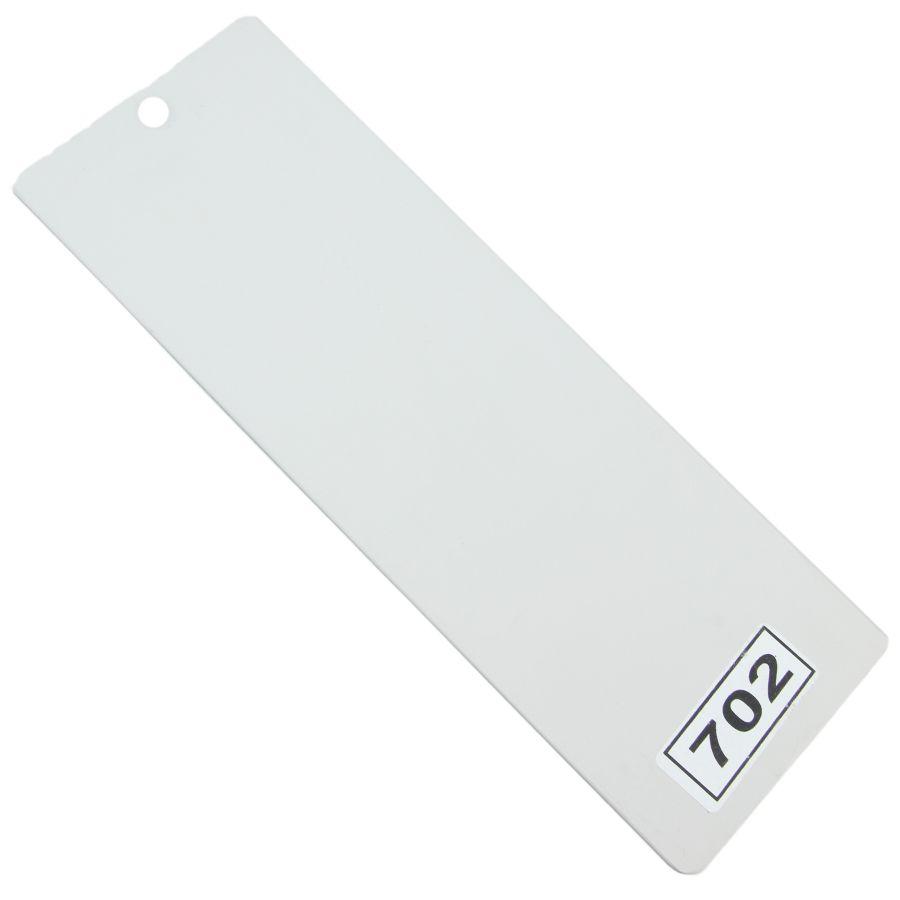 Gri Düz PVC Dikey Perde PVC702