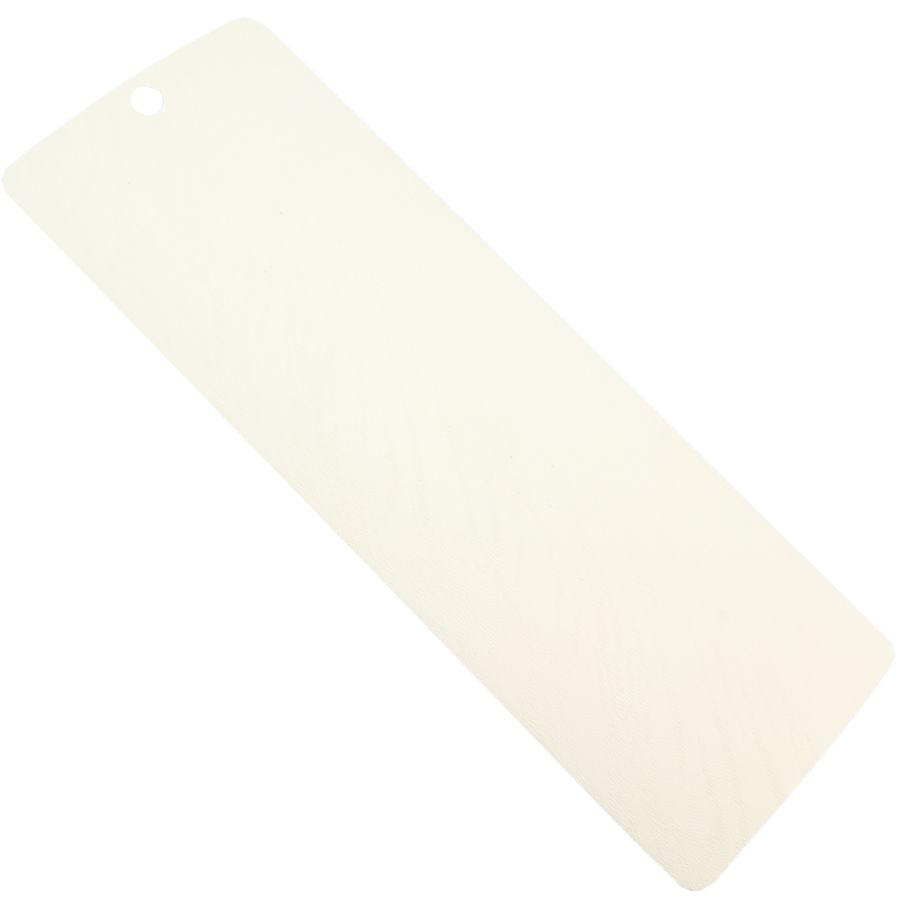 Kırık Beyaz Kavisli Pvc Dikey Perde (PVC970)
