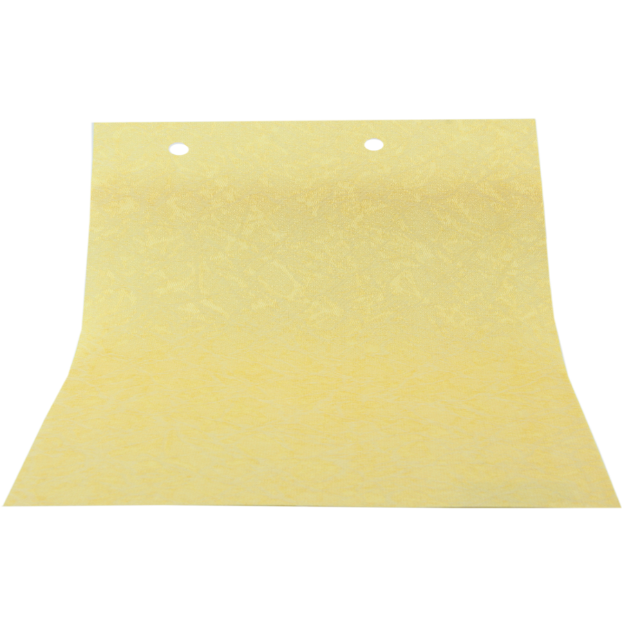 Sarı JK Serisi Keten Stor Perde JK2215