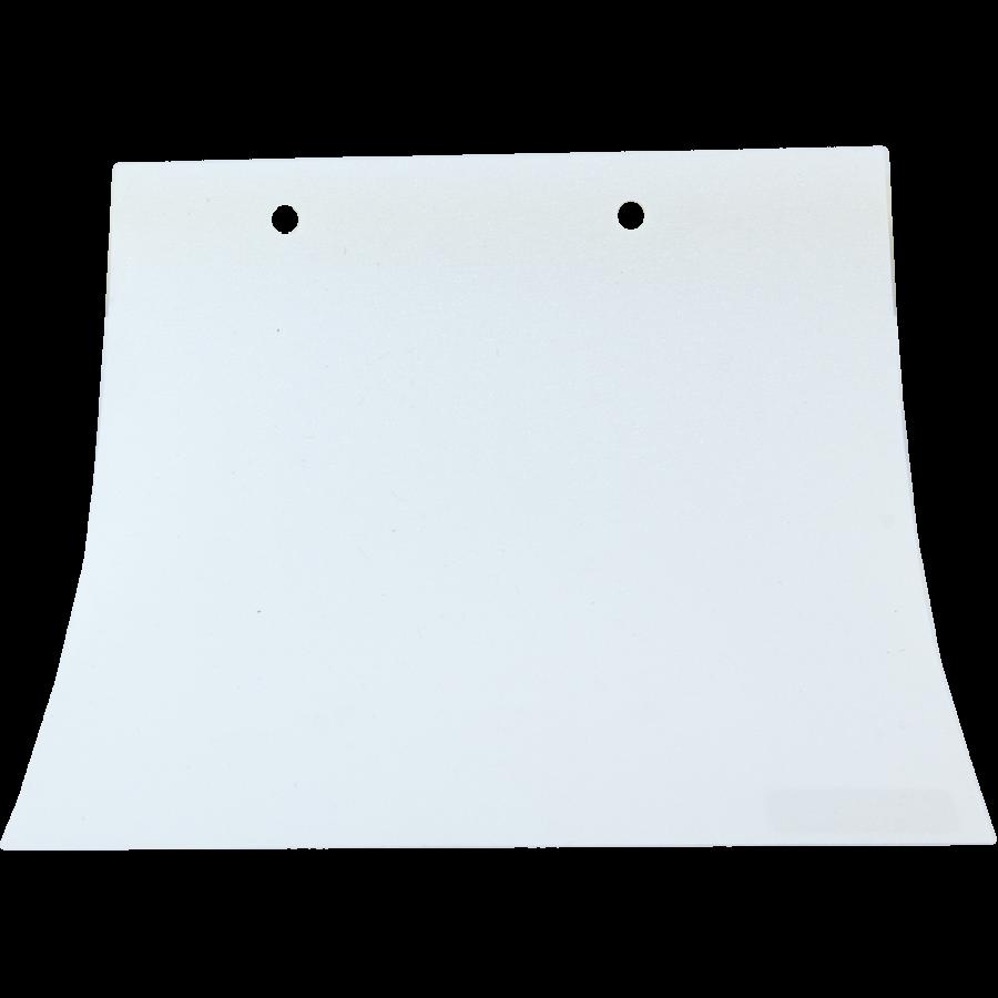 Simli Beyaz GX Serisi Polyester Stor Perde GX 400