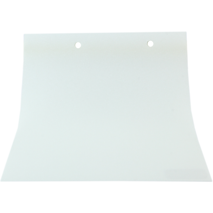 Simli Kırık Beyaz GX Serisi Polyester Stor Perde GX 402