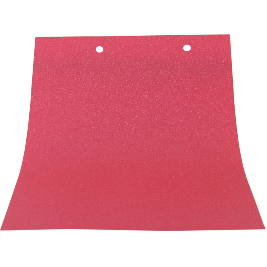Simli Kırmızı GX Serisi Polyester Stor Perde GX 583
