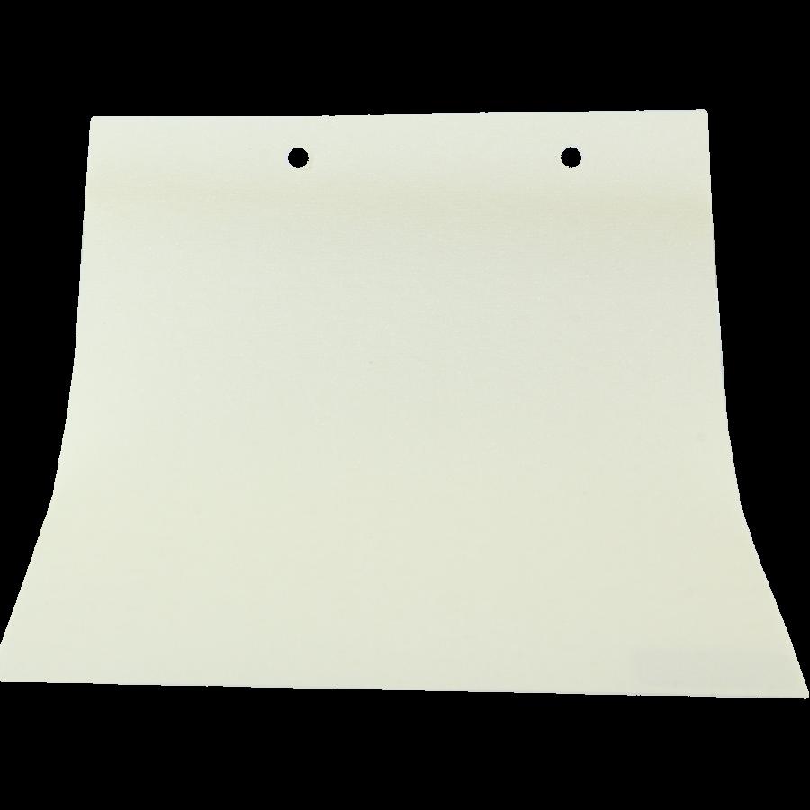 Simli Krem GX Serisi Polyester Stor Perde GX 410