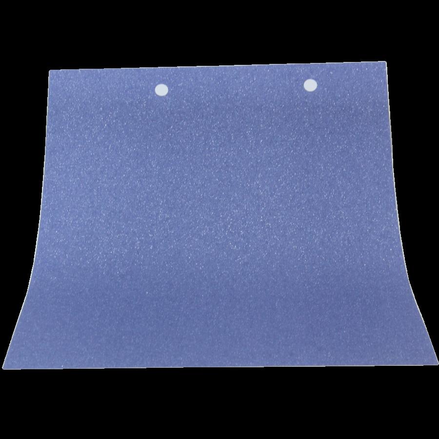 Simli Mavi GX Serisi Polyester Stor Perde GX 464