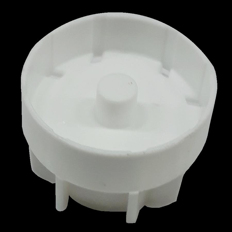 32 lik Beyaz Yaylı Stor Perde ve Projeksiyon Perde Boru Sonu Tıpası SPY093