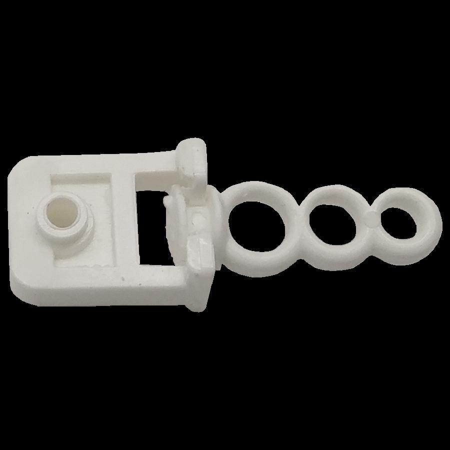 Raylı perde sistemleri tekerlek Plastik Halka SPY295