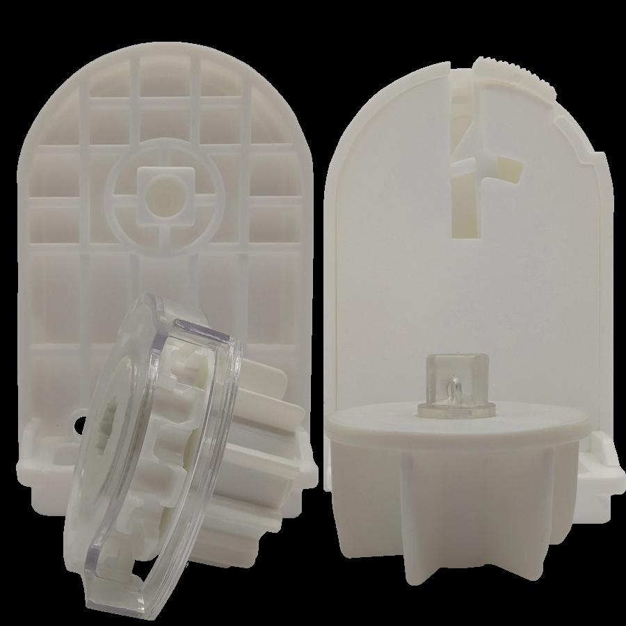38 lik Redüktörlü Beyaz Şeffaf Zincir Mekanizmalı ve Plastik Ayaklı Takım SPY360