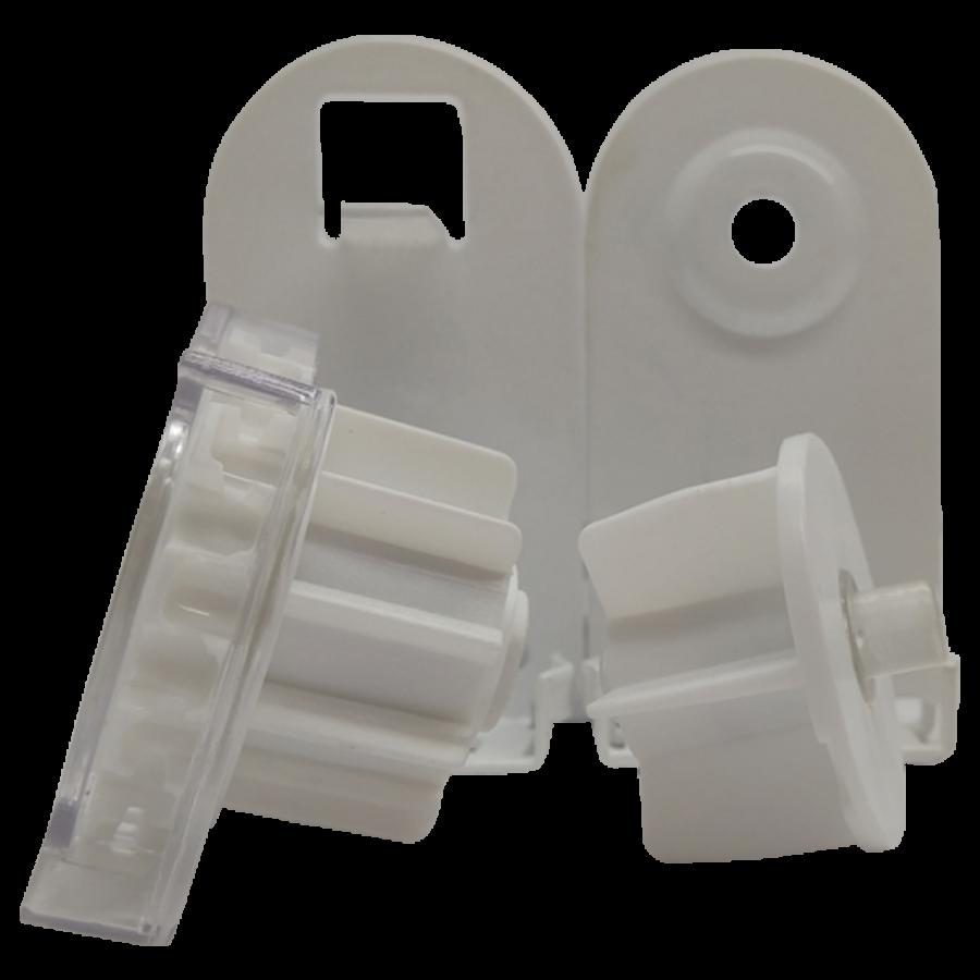 38 lik Redüktörlü Beyaz Şeffaf Zincir Mekanizmalı ve Metal Ayaklı Takım SPY359