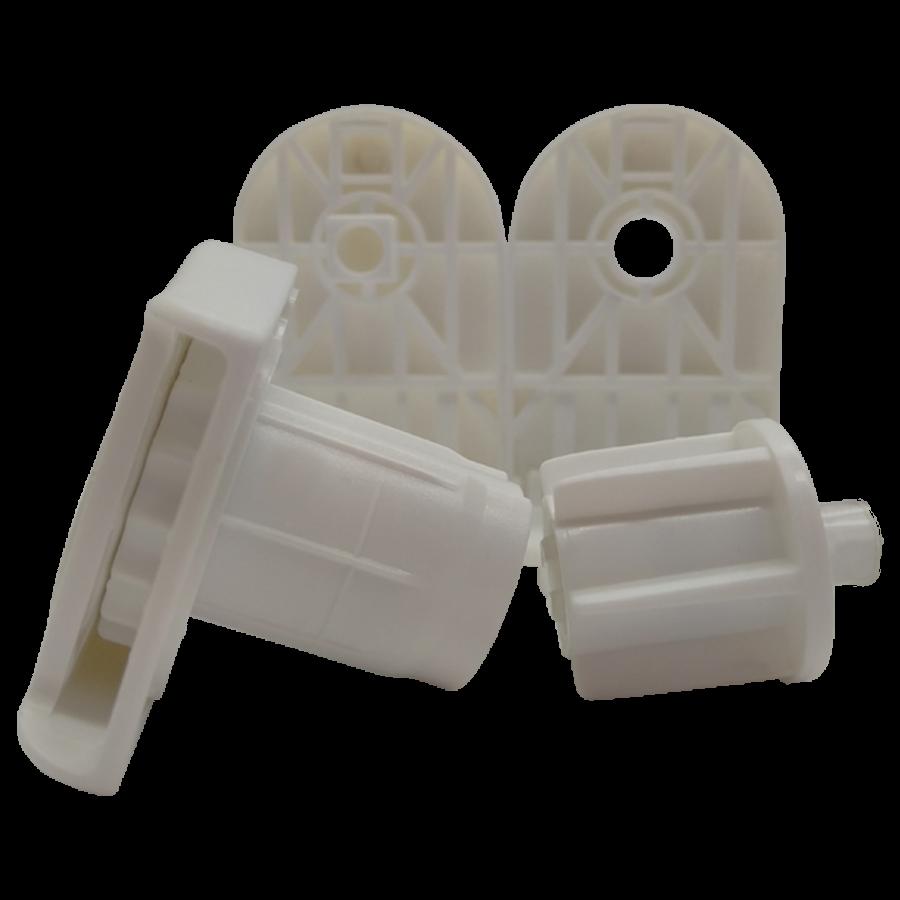 27 lik Beyaz Zincir Mekanizma ve Plastik Dişi Ayaklı Takım SPY252